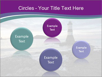 Seashore And Lighthouse PowerPoint Templates - Slide 77