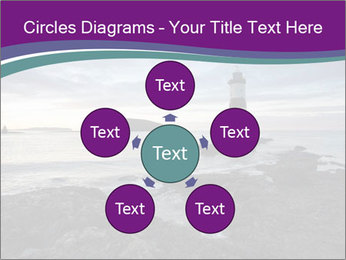 Seashore And Lighthouse PowerPoint Templates - Slide 78