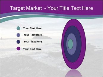 Seashore And Lighthouse PowerPoint Templates - Slide 84