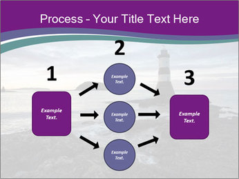 Seashore And Lighthouse PowerPoint Templates - Slide 92