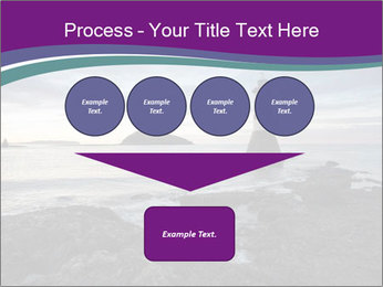 Seashore And Lighthouse PowerPoint Templates - Slide 93