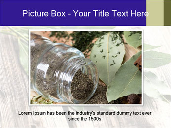 Aromatic Herb PowerPoint Template - Slide 16