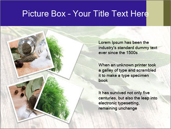 Aromatic Herb PowerPoint Template - Slide 23
