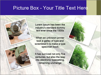 Aromatic Herb PowerPoint Template - Slide 24
