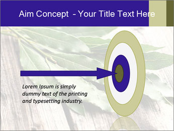 Aromatic Herb PowerPoint Template - Slide 83