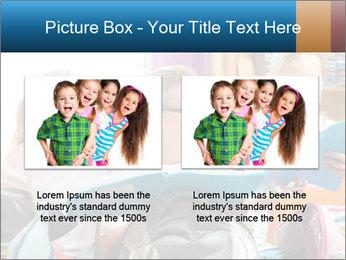 Three Schoolgirls PowerPoint Templates - Slide 18