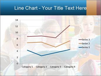 Three Schoolgirls PowerPoint Templates - Slide 54