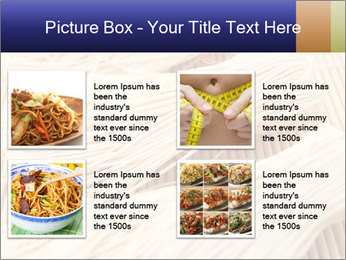 Chinese Noodles PowerPoint Template - Slide 14