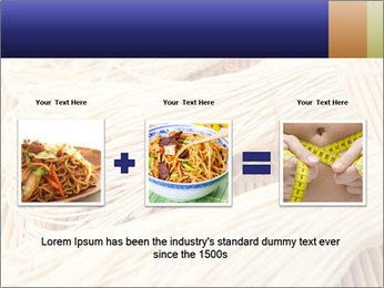 Chinese Noodles PowerPoint Template - Slide 22