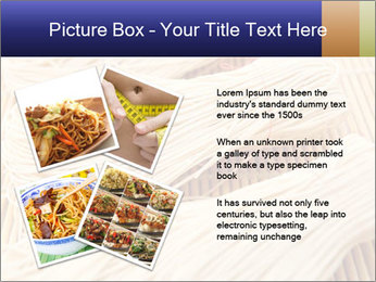 Chinese Noodles PowerPoint Template - Slide 23