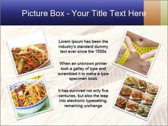 Chinese Noodles PowerPoint Template - Slide 24