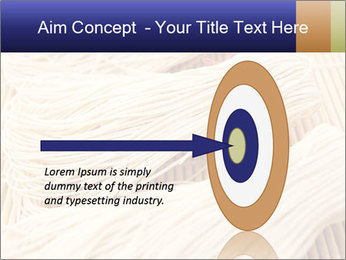 Chinese Noodles PowerPoint Template - Slide 83