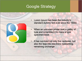 Cook With Berries PowerPoint Template - Slide 10