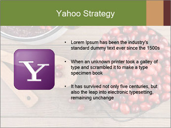 Cook With Berries PowerPoint Template - Slide 11