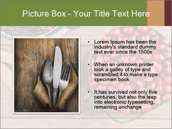 Cook With Berries PowerPoint Template - Slide 13