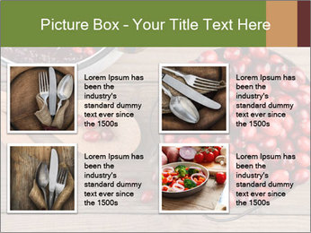 Cook With Berries PowerPoint Template - Slide 14