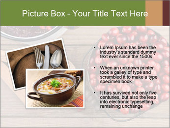 Cook With Berries PowerPoint Template - Slide 20