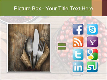 Cook With Berries PowerPoint Template - Slide 21