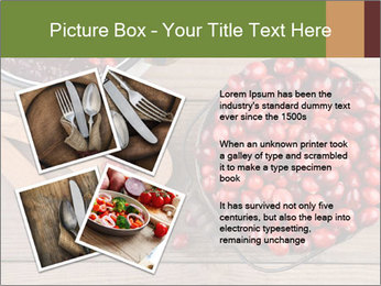Cook With Berries PowerPoint Template - Slide 23