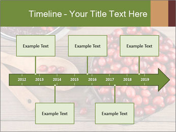 Cook With Berries PowerPoint Template - Slide 28