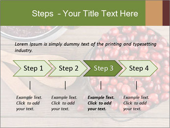Cook With Berries PowerPoint Template - Slide 4