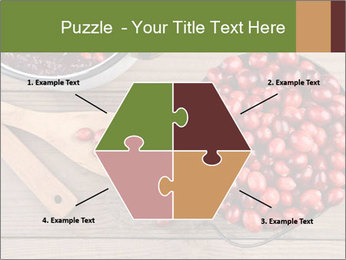 Cook With Berries PowerPoint Template - Slide 40