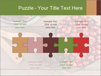 Cook With Berries PowerPoint Template - Slide 41
