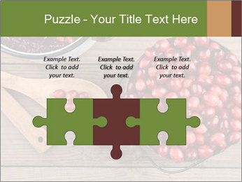 Cook With Berries PowerPoint Template - Slide 42