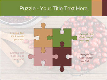 Cook With Berries PowerPoint Template - Slide 43