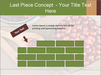 Cook With Berries PowerPoint Template - Slide 46