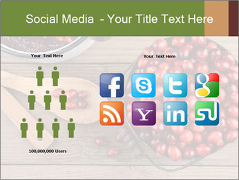 Cook With Berries PowerPoint Template - Slide 5