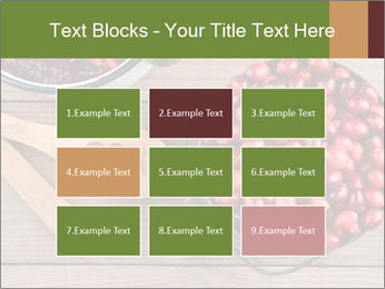 Cook With Berries PowerPoint Template - Slide 68