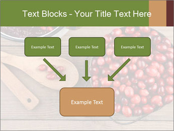 Cook With Berries PowerPoint Template - Slide 70