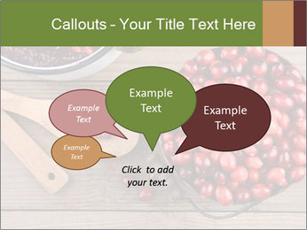 Cook With Berries PowerPoint Template - Slide 73