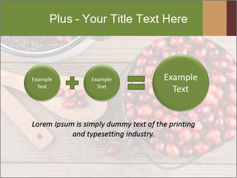Cook With Berries PowerPoint Template - Slide 75