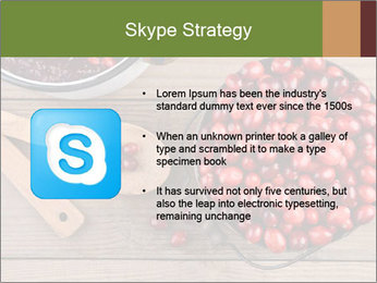 Cook With Berries PowerPoint Template - Slide 8