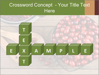 Cook With Berries PowerPoint Template - Slide 82