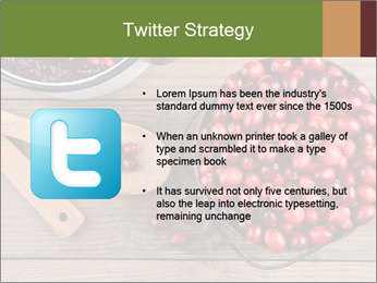 Cook With Berries PowerPoint Template - Slide 9