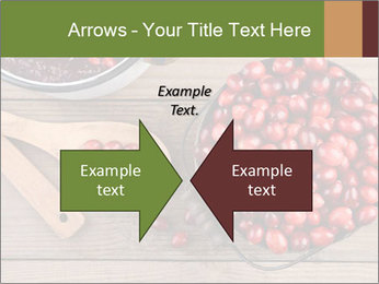 Cook With Berries PowerPoint Template - Slide 90