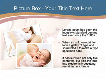 Mother's Tenderness PowerPoint Templates - Slide 20