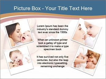Mother's Tenderness PowerPoint Template - Slide 24