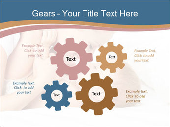Mother's Tenderness PowerPoint Template - Slide 47