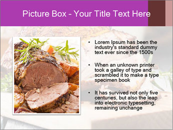Meat Delicacy PowerPoint Template - Slide 13