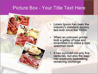 Meat Delicacy PowerPoint Template - Slide 17