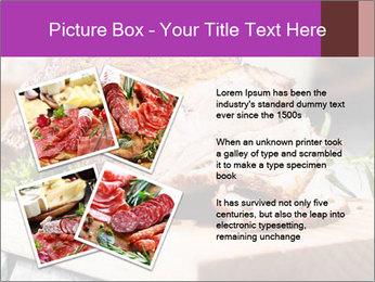 Meat Delicacy PowerPoint Template - Slide 23