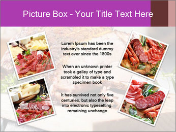 Meat Delicacy PowerPoint Template - Slide 24
