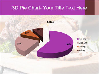 Meat Delicacy PowerPoint Template - Slide 35