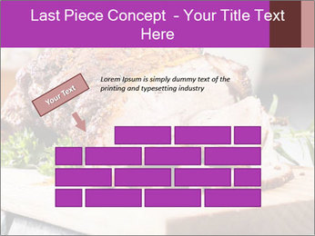 Meat Delicacy PowerPoint Template - Slide 46