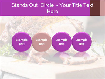 Meat Delicacy PowerPoint Template - Slide 76