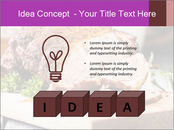 Meat Delicacy PowerPoint Template - Slide 80